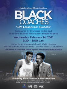 Black Coaches - 2/24 6:30PM