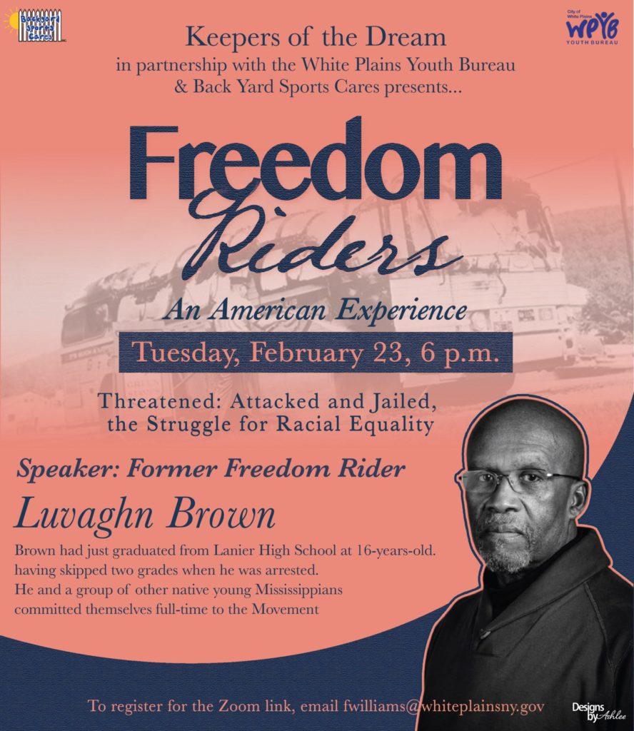 Freedom Riders - 2/23 6PM